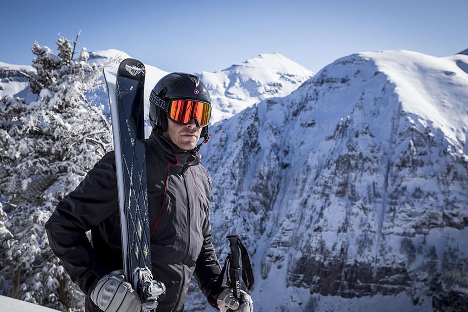 Bomber Ski/Matt Power