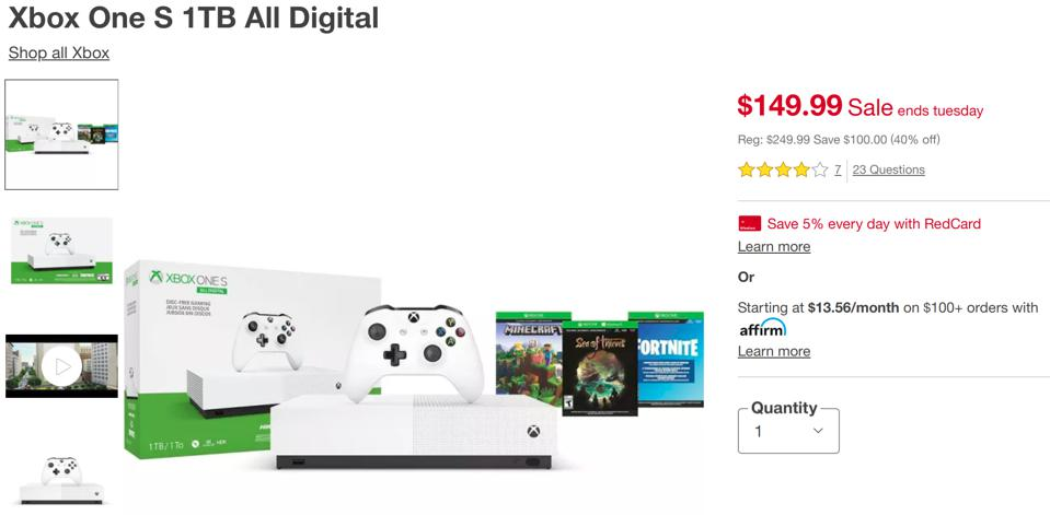 Xbox One S deals, Xbox One X deals, Xbox One S sales, best Xbox deals,