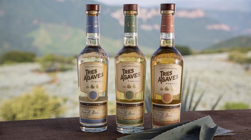 The Tres Agavaes Core Range