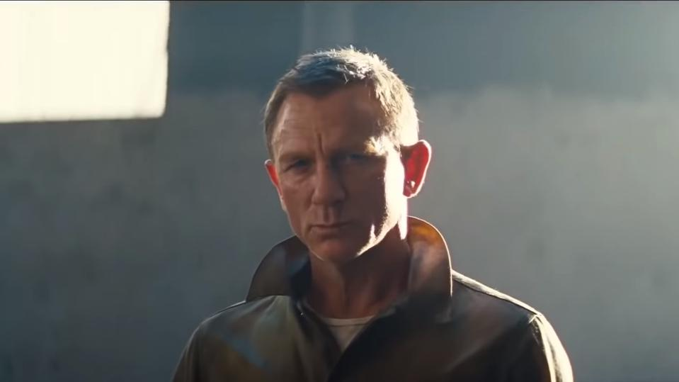 Daniel Craig in 'No Time to Die'