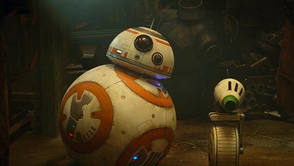 Walt Disney and Lucasfilm's 'Star Wars The Rise of Skywalker'