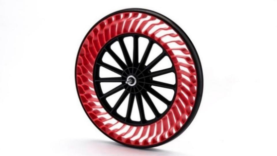 Airless tire concept