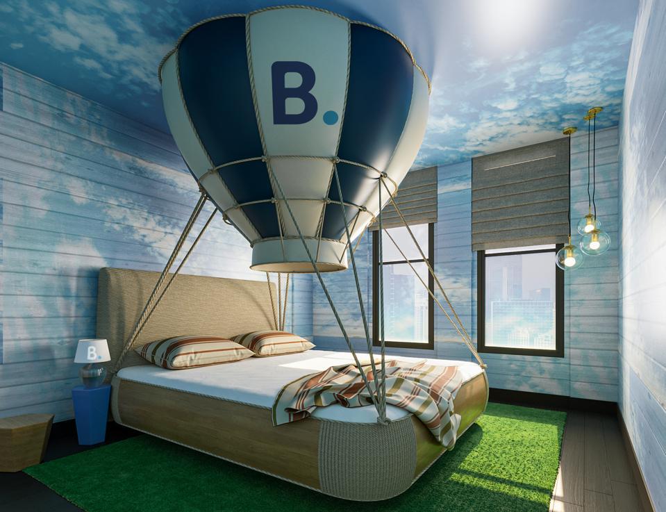 Booking.com Be Adventurous