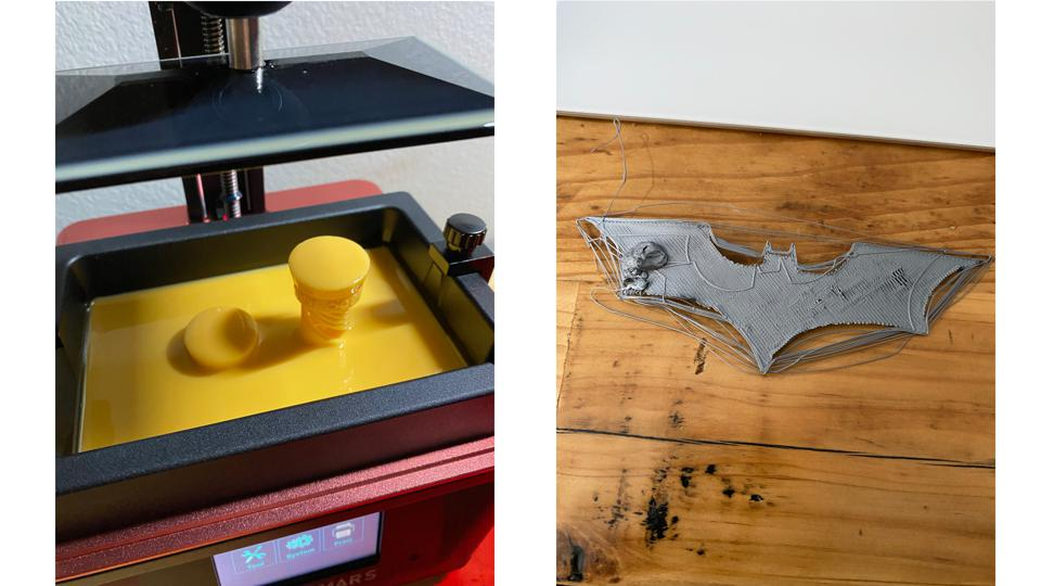 Not every print goes as expected
