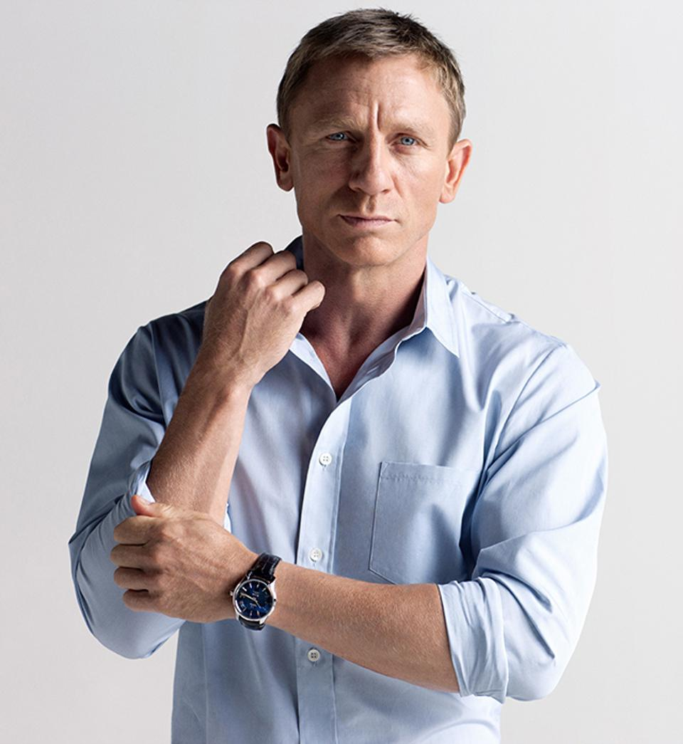 Spy Style: James Bond's Favorite Watches, Including His New Omega Seamaster Special Edition