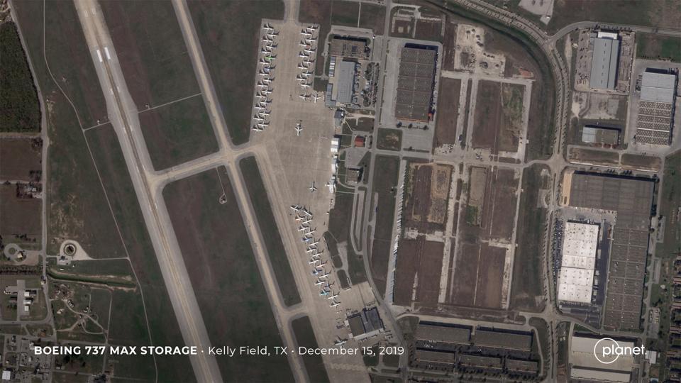 Boeing San Antonio Kelly Field