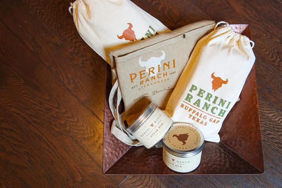 Perini Ranch, holiday gift guide, Perini Ranch steakhouse, gift set, gift guide