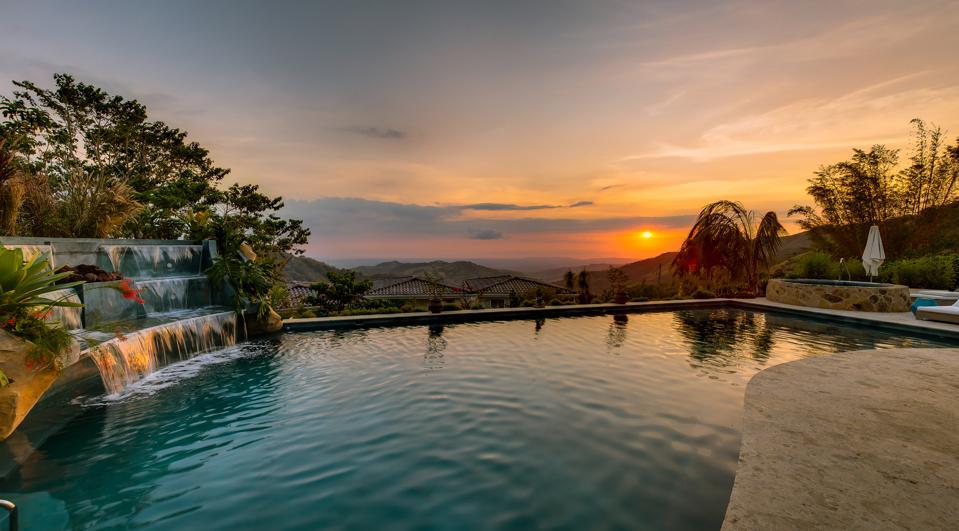 The Retreat in Costa RIca.