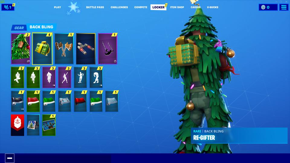 Re-Gifter Back Bling