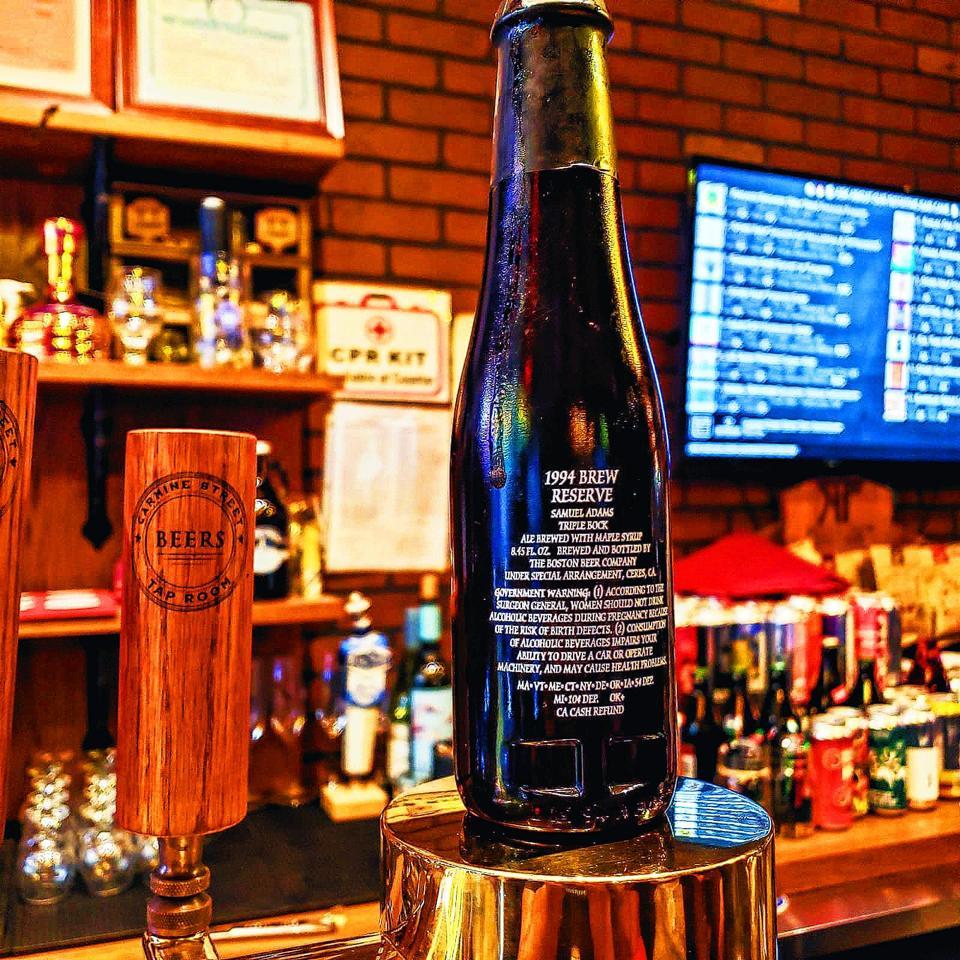 Triple Bock (1994) Samuel Adams (Boston Beer Company)