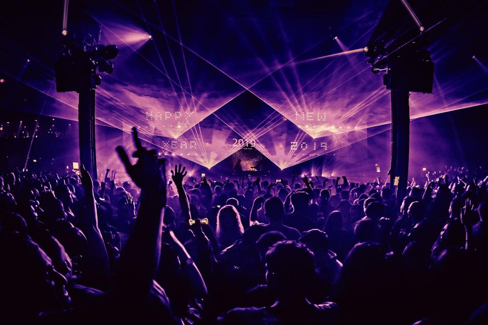9 Dance Music Concerts For Celebrating New Year's Eve In