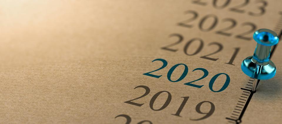 Year 2020, Two Thousand And Twenty Timeline
