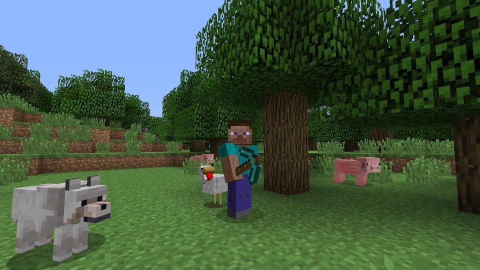 ″Minecraft″