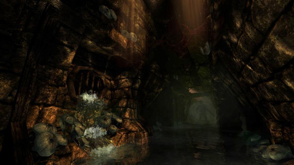 ″Amnesia: The Dark Descent″