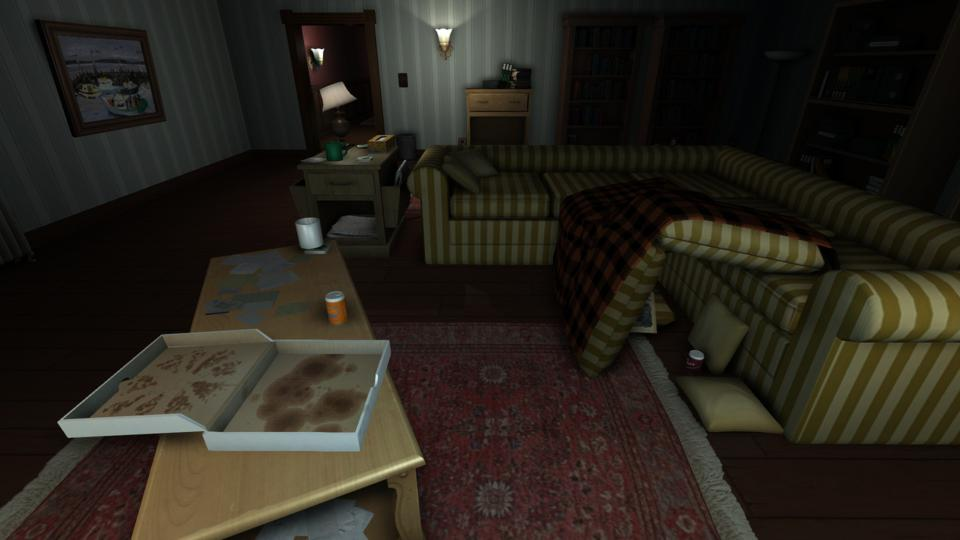 ″Gone Home″