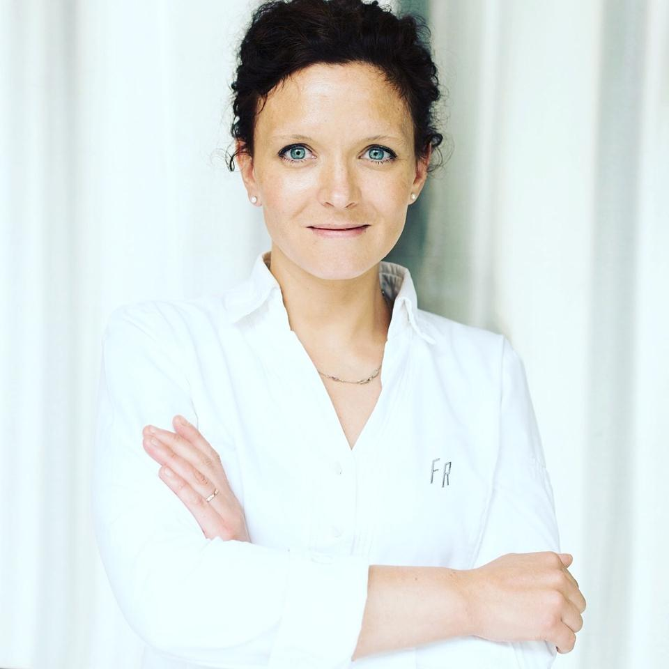 Michelin starred chef Fanny Rey is now at La Sivolière Hotel in Courchevel.