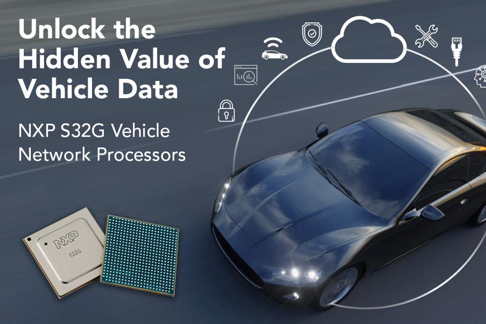 NXP is announcing its new S32G gateway processor for next-generation vehicle architectures at CES 2020