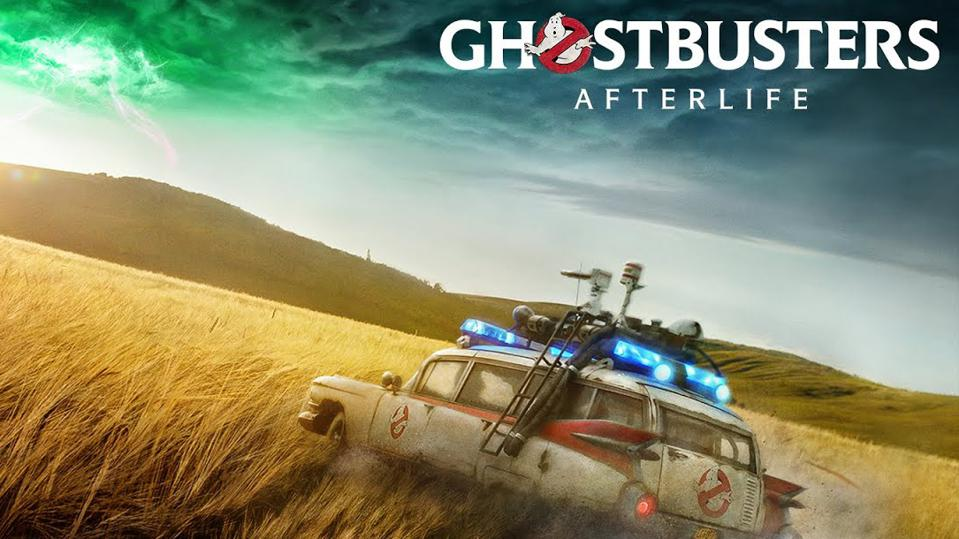 'Ghostbusters Afterlife