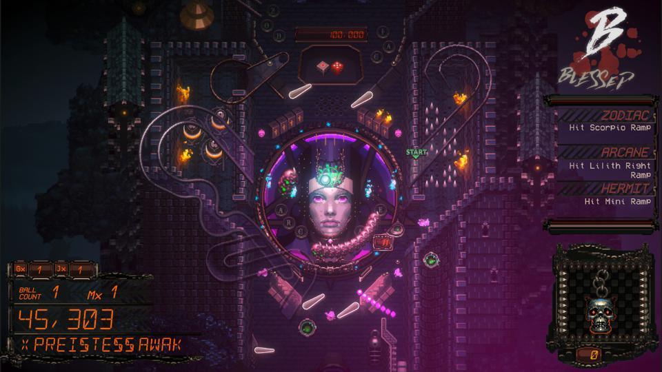 Demon's Tilt on Xbox and Steam