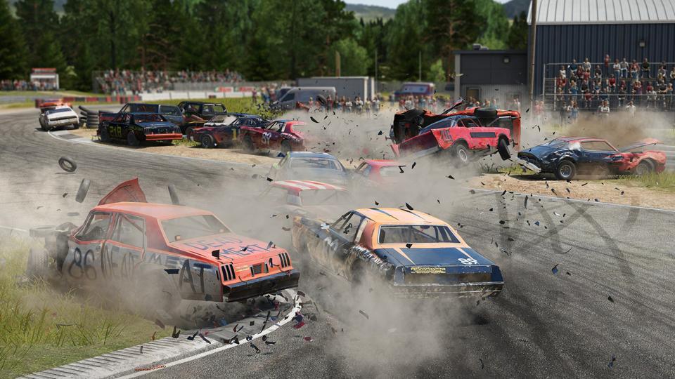 Wreckfest screenshot