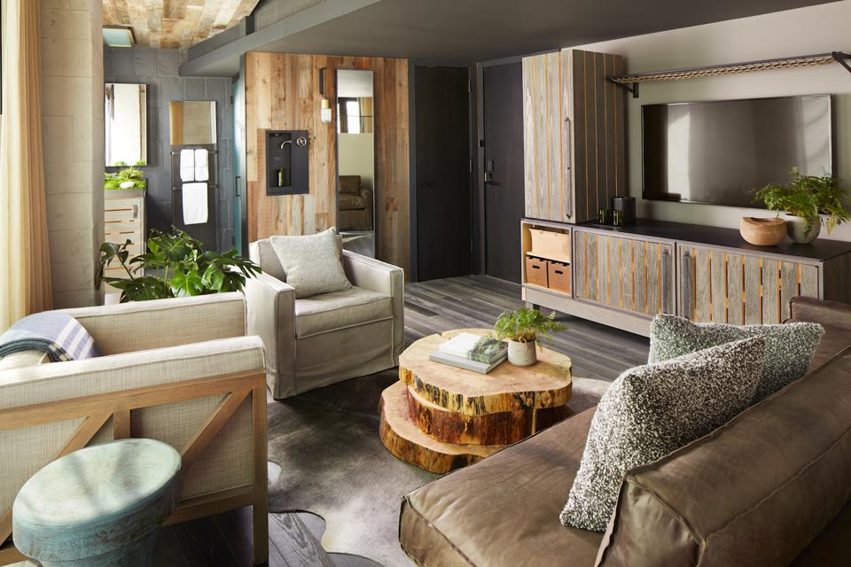 Green hotel design travel trend 2020