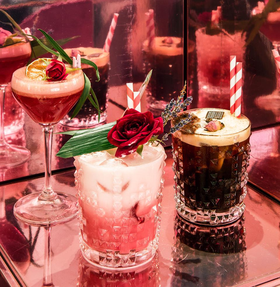 Fauchon's tea cocktails embody an important trend in Parisian drink culture.