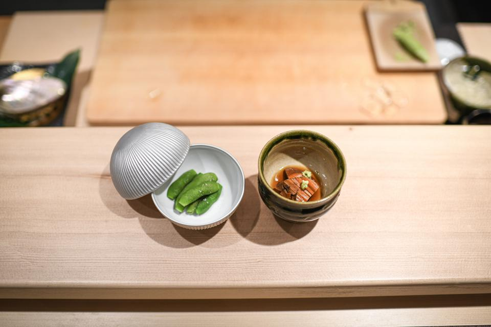 Sushi Nagai San Francisco