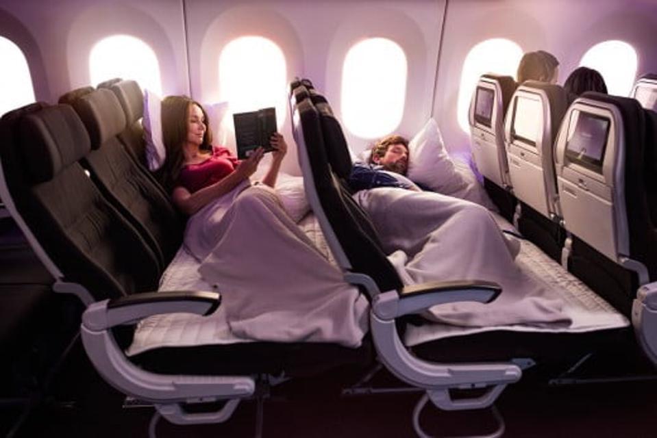 Air New Zealand economy