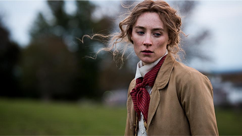 Saoirse Ronan in Greta Gerwig's 'Little Women'