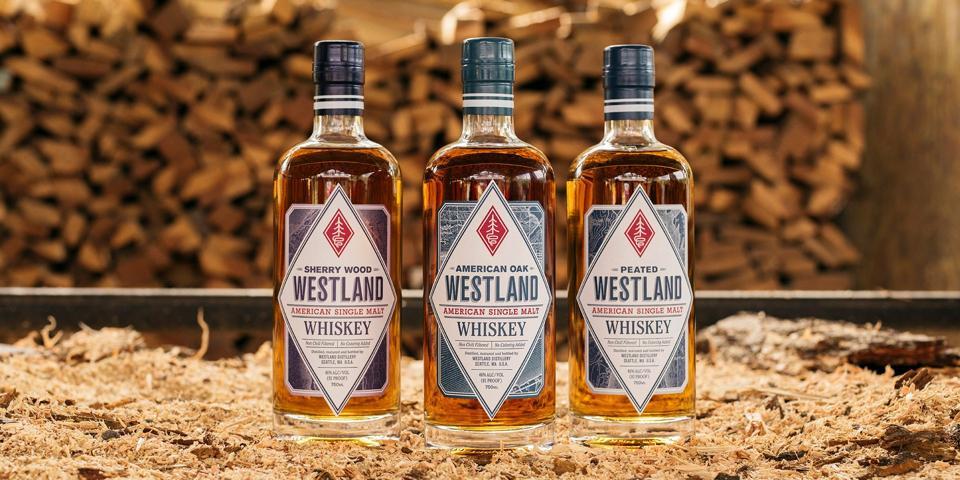Westland Whiskeys