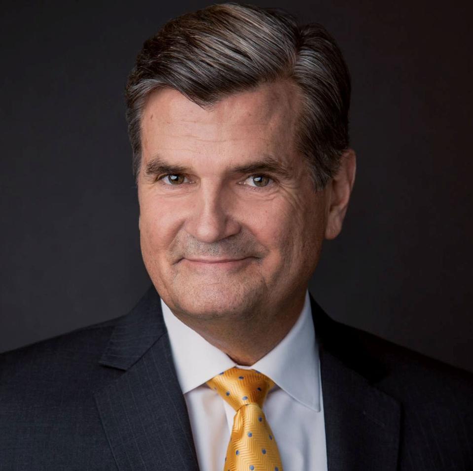 Headshot of Bryan Brandenburg