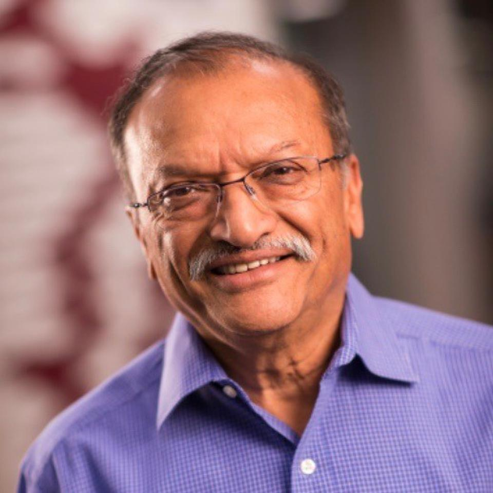 Headshot of Dinesh Patel