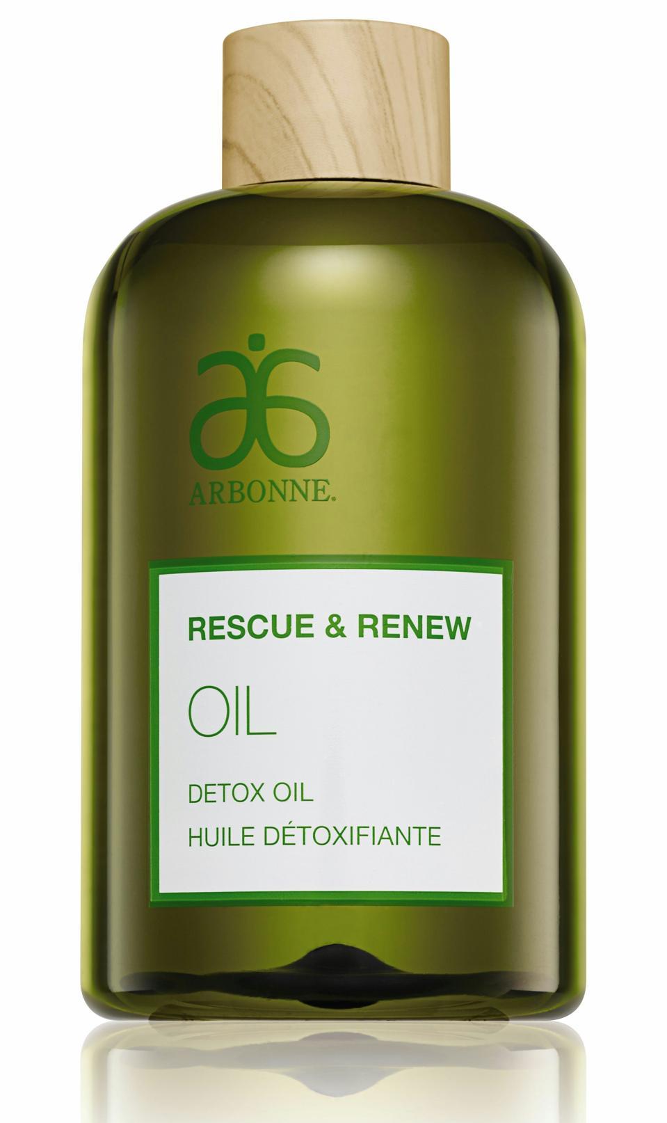 Arbonne Rescue & Renew Detox Oil