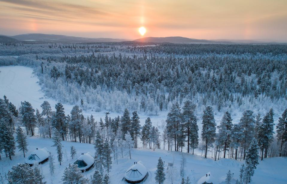 5 Reasons Why You Should Visit Finland's Lapland This Winter (No Northern Lights Necessary)