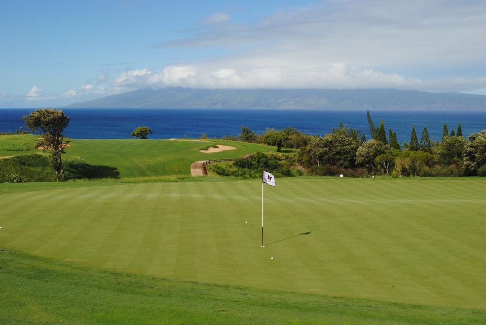 Maui's Six Best Public Golf Courses, Including Kapalua's ...