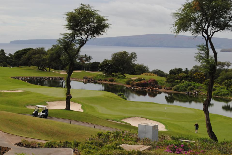 Wailea's Emerald Course