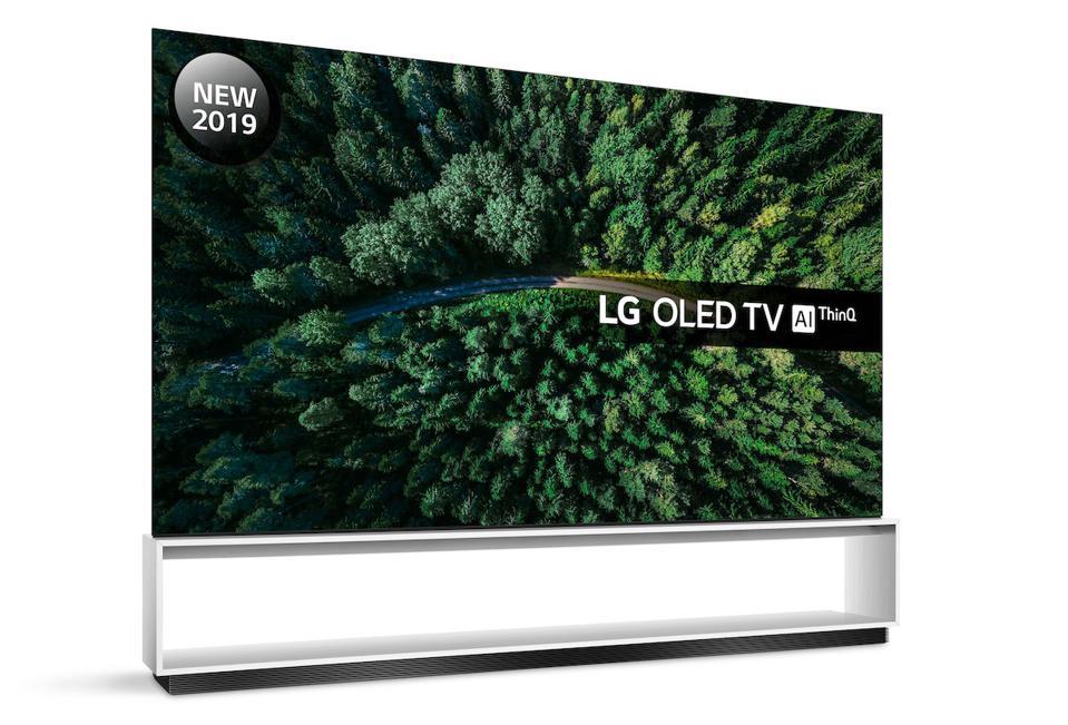 The LG OLED 88Z9.