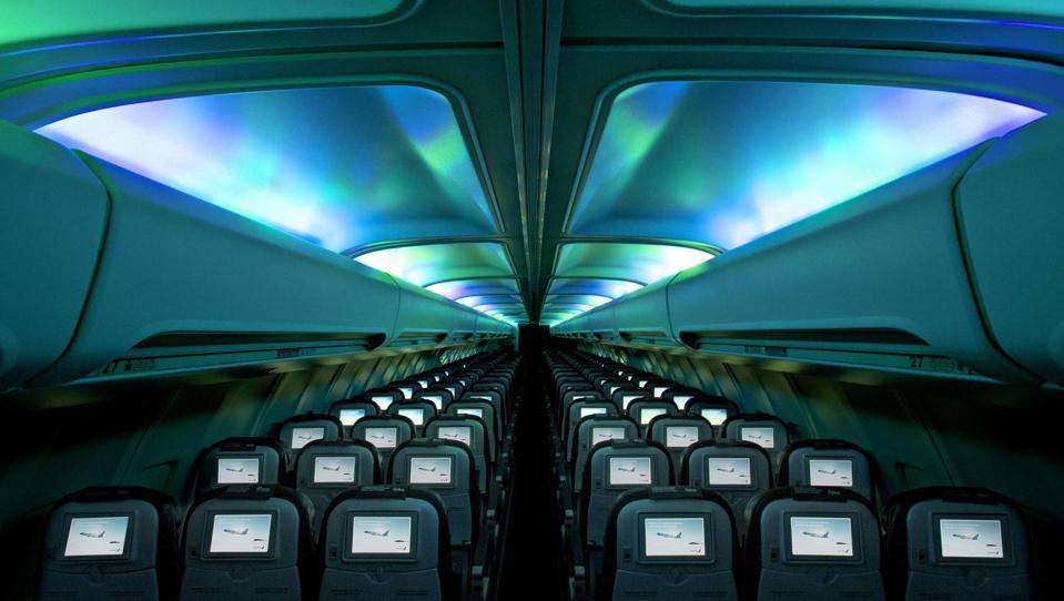 Icelandair Northern Lights