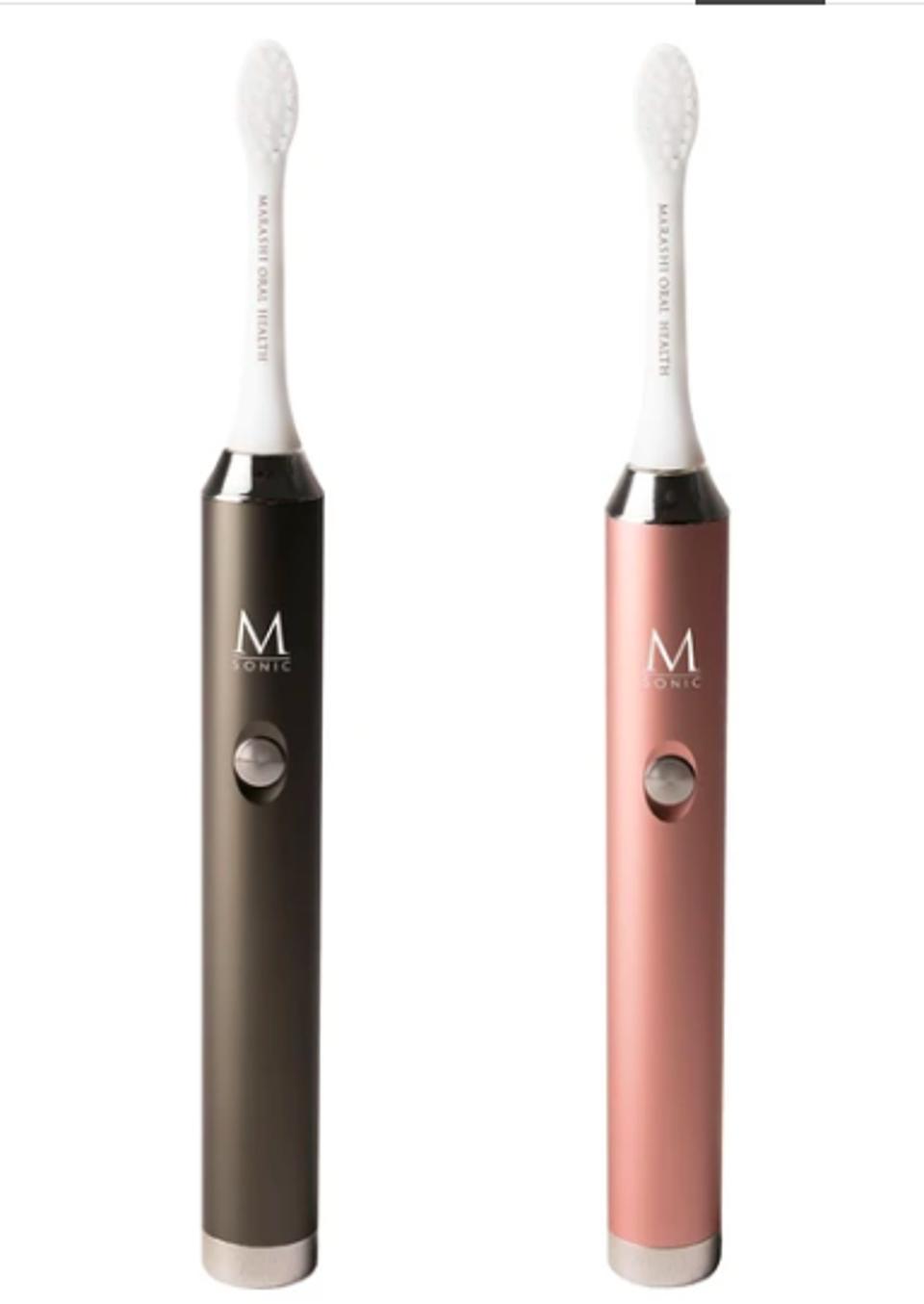 M Sonic Toothbrush by DR MARASHI