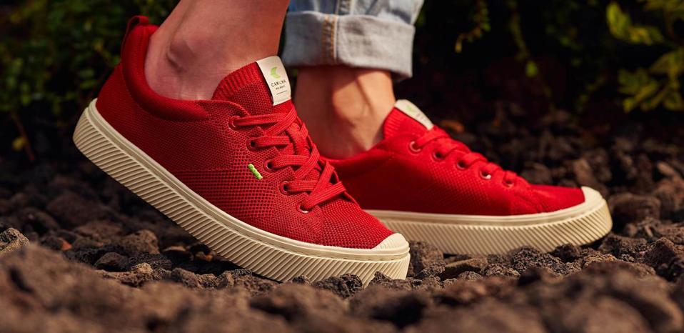 IBI Knit Sneakers by CARIUMA