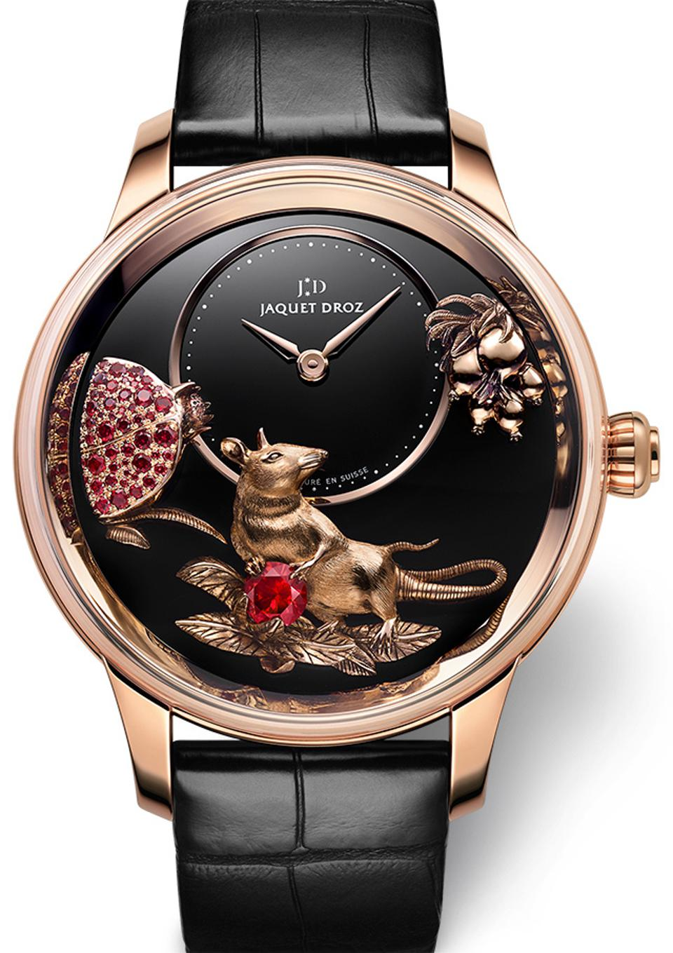 Blancpain, Jaquet Droz, Chopard, Panerai and Perrelet Celebrate The Year Of The Rat