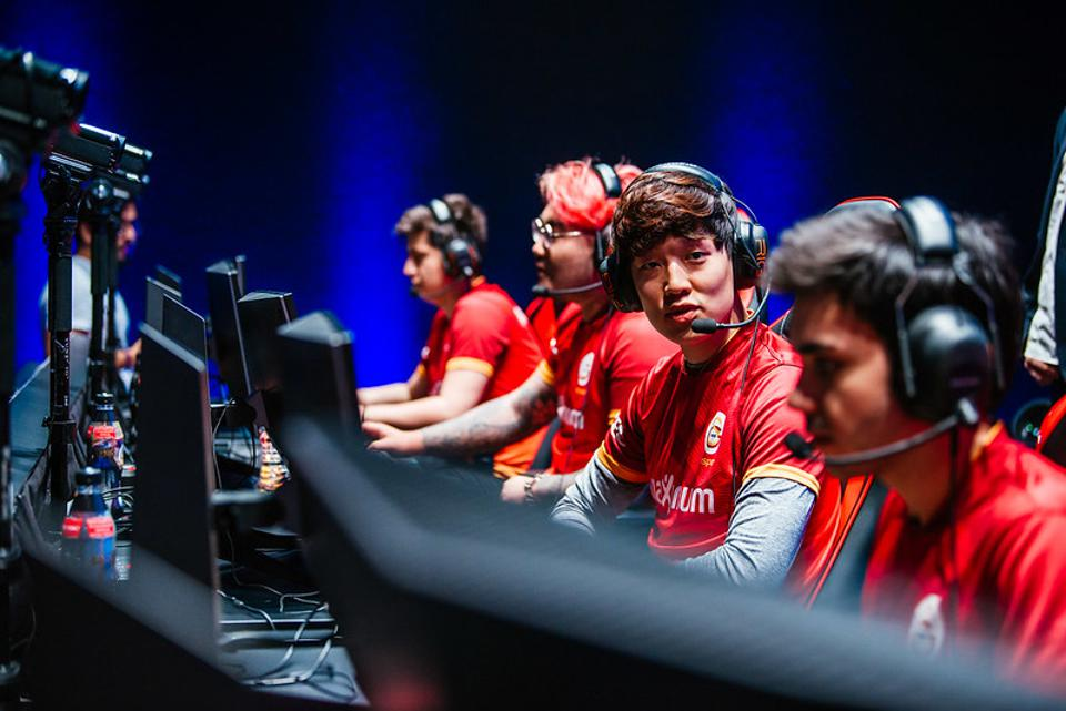 Galatasaray Esports plays in the TCL.