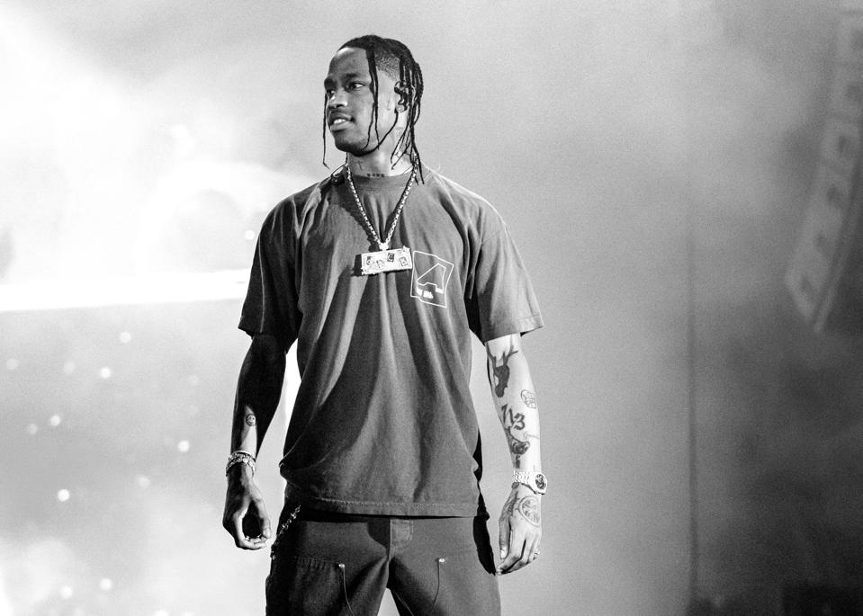 Travis Scott's Huge Collaborations This Year |