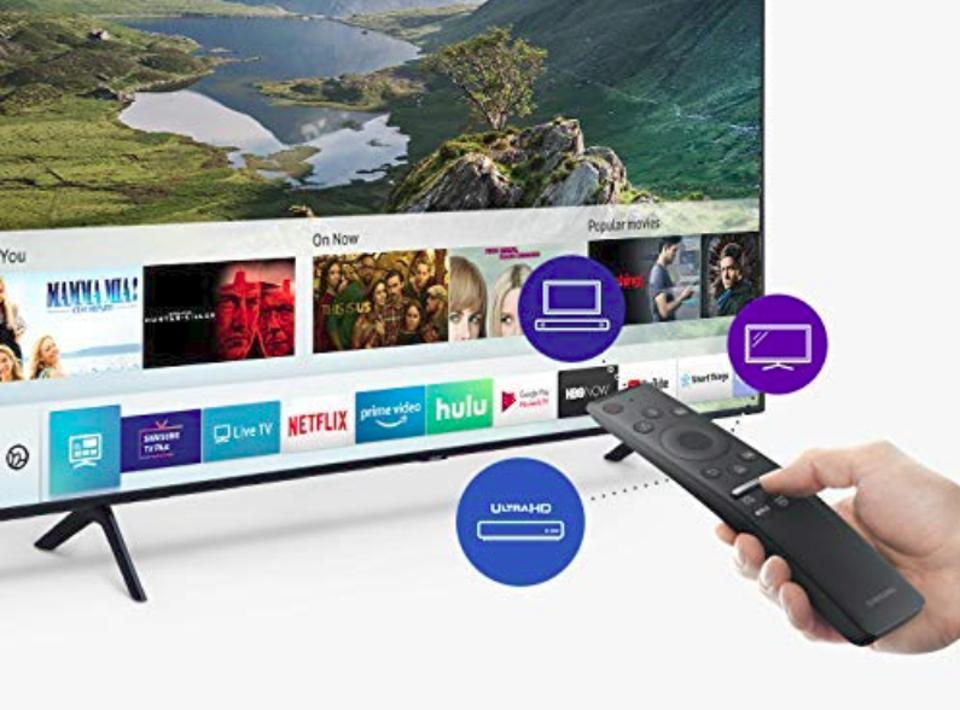Samsung smart TV, smart TV deals, 4K TV deals, best TV deals, TV sale, 4K TV sale,