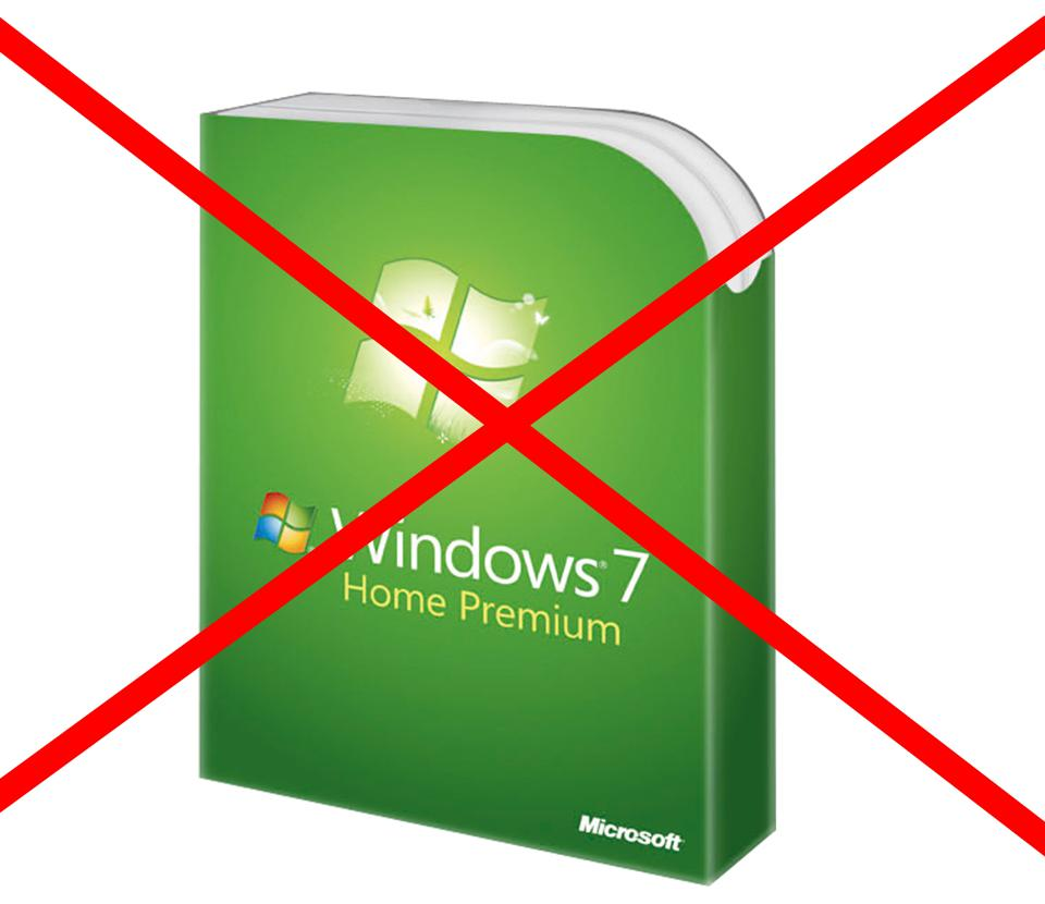 Windows 7 upgrade deadline
