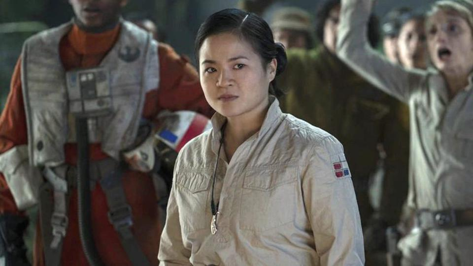 Star Wars Rise Of Skywalker Cut Rose Tico S Role Due To Carrie Fisher Cgi Says Writer