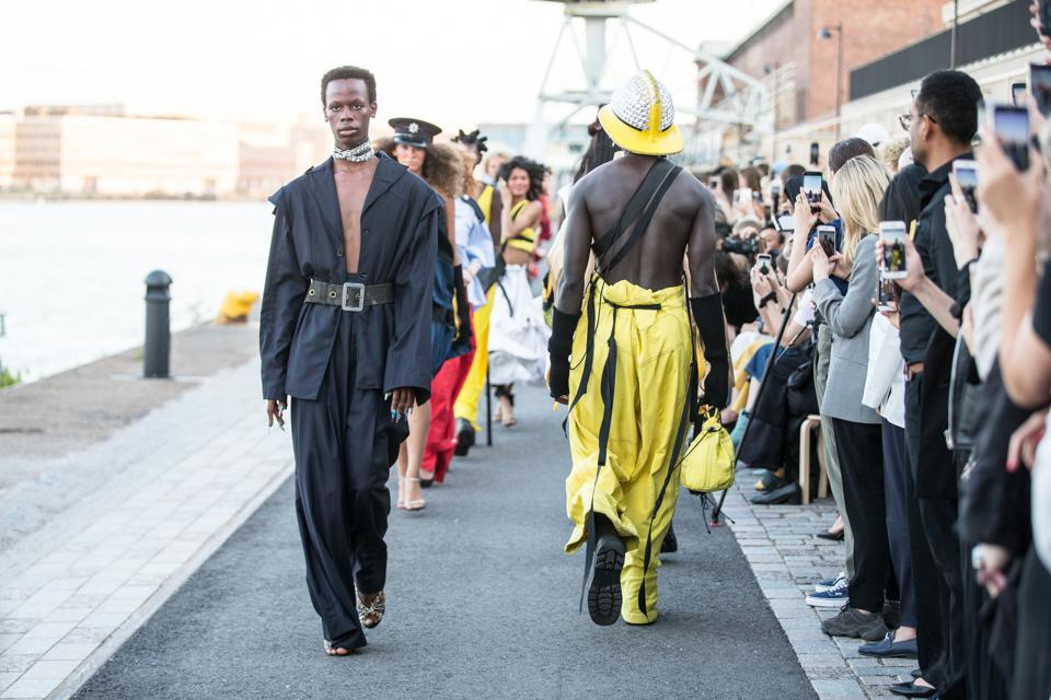 Helsinki Fashion Week sustainable