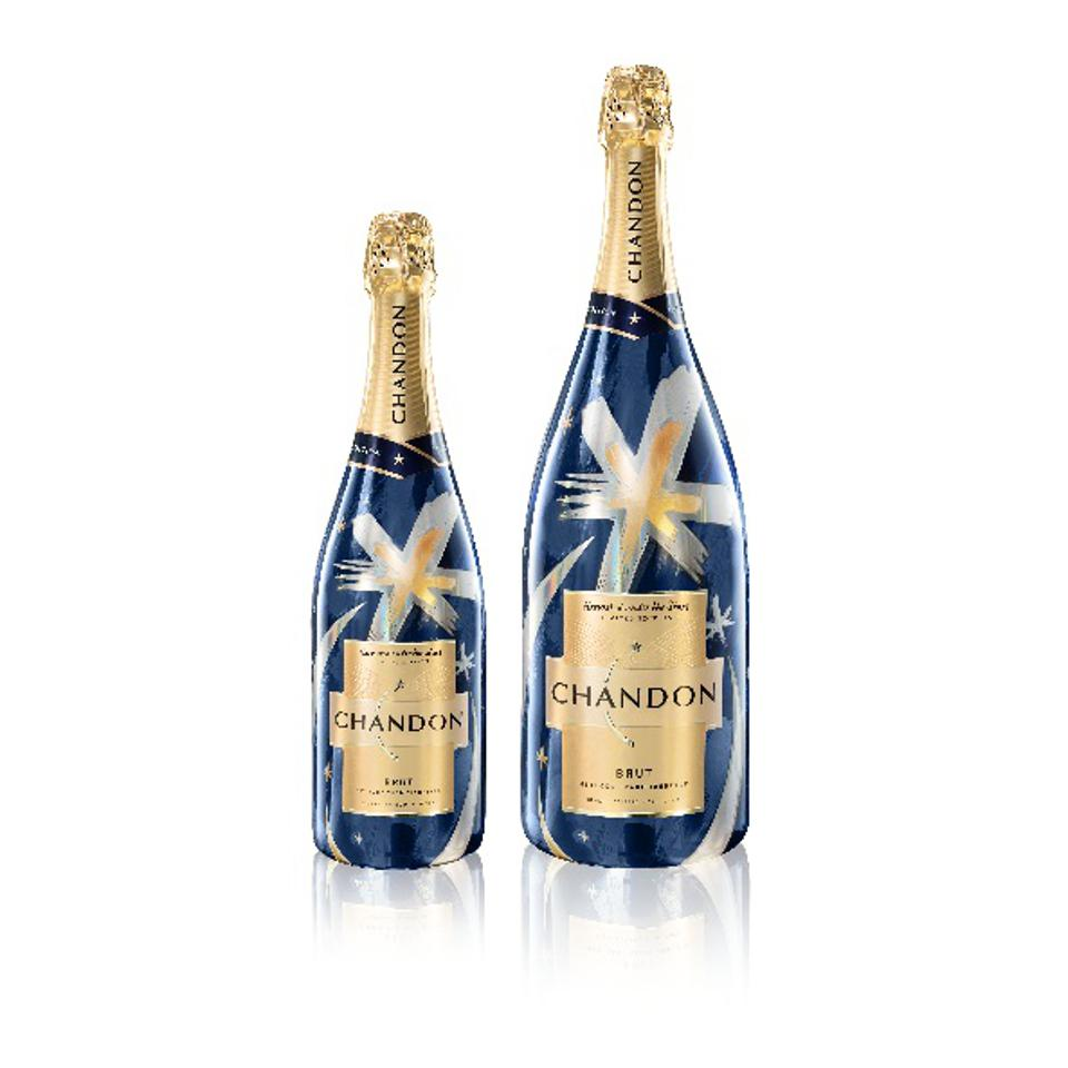 Chandon Limited-Edition Brut, Winter 2019