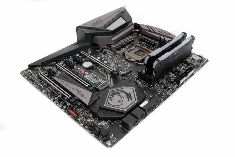 MSI's Z390 Ace motherboard