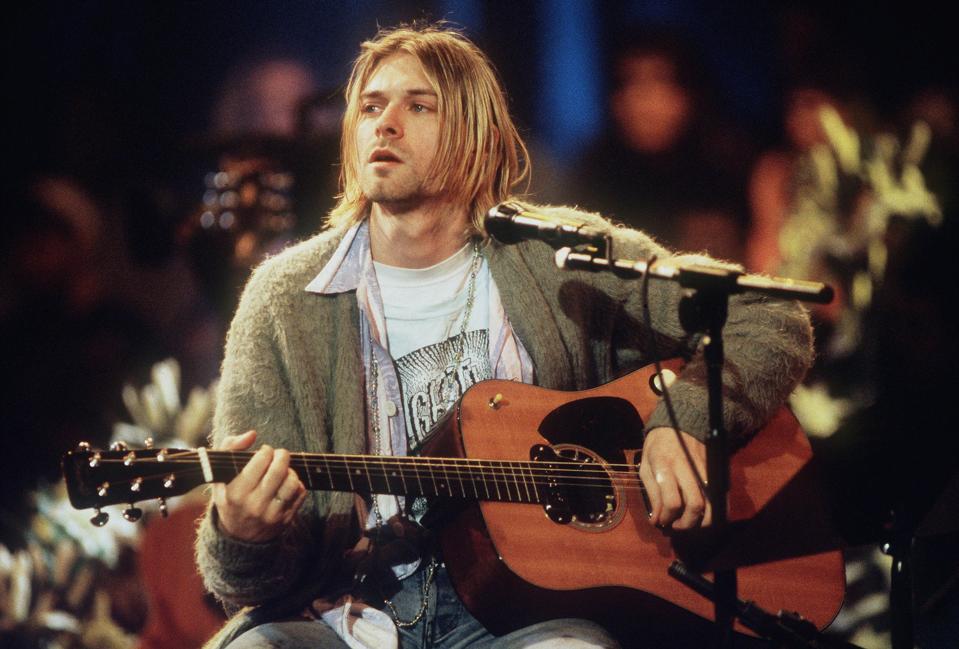 Nirvana's 'Smells Like Teen Spirit' Video Hits 1 Billion Views On YouTube